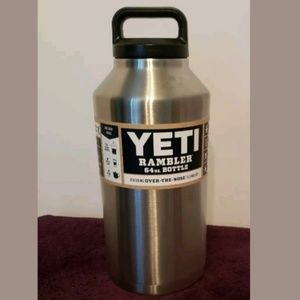 (AUTHENTIC)YETI Rambler 640z Stainless Steel Bottl